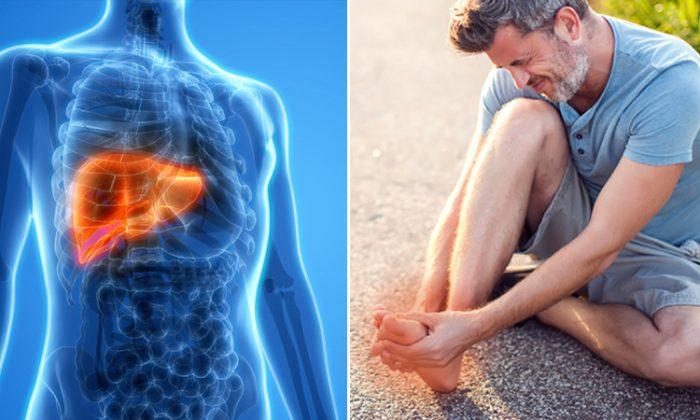 6 symptômes qui indiquent que vous êtes en danger et que votre foie pourrait être chargé de toxines