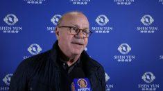 Shen Yun: «C'est un évènement unique et je n'aurais pas manqué ça pour un empire»