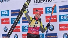 Biathlon/Sprint dames de Ruhpolding: victoire de Kuzmina