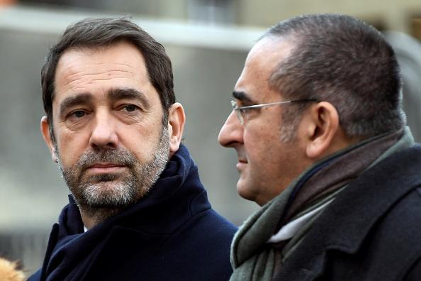 Gilets Jaunes: pour Christophe Castaner, les manifestants «seront complices» des violences éventuelles de l'acte IX