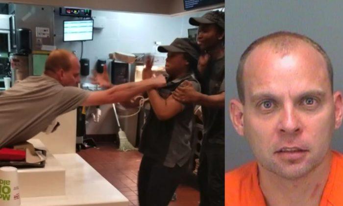 Un agresseur s'en prend violemment à une employée de McDonald's, ancienne boxeuse