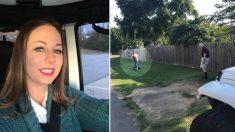 « J'espère que mon fils en tirera une leçon », a dit une mère quand son mari sort tout à coup de la voiture