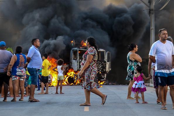 Bolsonaro dénonce des actes de «terrorisme» dans le nord-est du Brésil