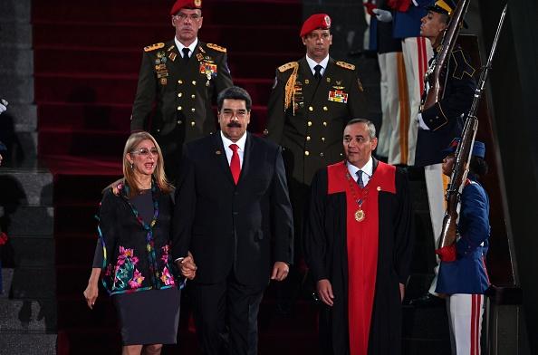 Washington appelle à la formation d'un nouveau gouvernement au Venezuela