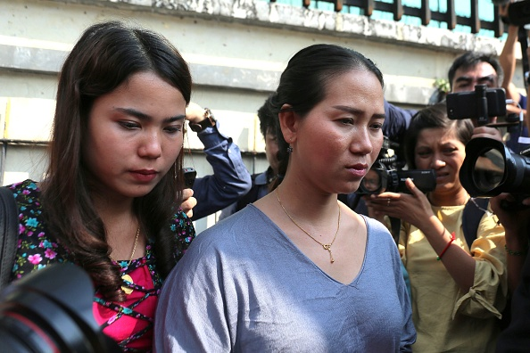 Journalistes de Reuters condamnés en Birmanie: les grandes étapes de l'affaire