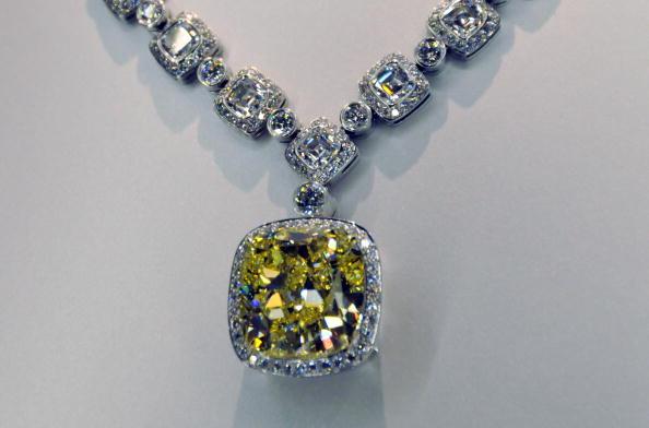 Le joaillier américain Tiffany va dévoiler l'origine de ses diamants
