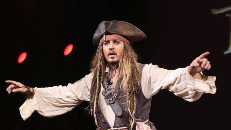 Disney économisera 78 millions d'euros en supprimant Johnny Depp de la franchise «Pirates des Caraïbes»