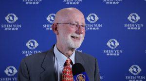 Un professeur émérite de La Sorbonne «émerveillé» par Shen Yun à Paris