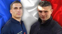Vidéo : l'émouvant hommage rendu par les pompiers de Paris à leurs collègues morts lors de l'explosion de la rue de Trévise