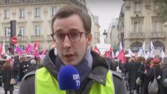 Pour le porte-parole des Gilets jaunes de Rouen, le grand débat «ne servira strictement à rien»