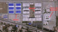 De récentes activités secrètes suggèrent que les autorités du Xinjiang prévoient une inspection internationale