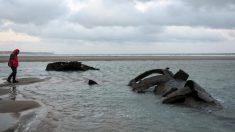 Un rare sous-marin allemand de la Première Guerre mondiale refait surface sur une plage française