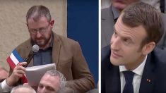 VIDÉO – Grand débat national: le maire de Saint-Cirgues dans le Lot interpelle Emmanuel Macron