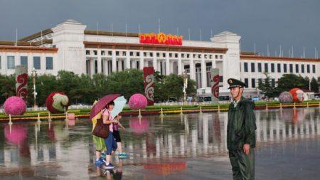 La Chine enquête sur l'ancien chef du parti de la province du Shaanxi, pour corruption
