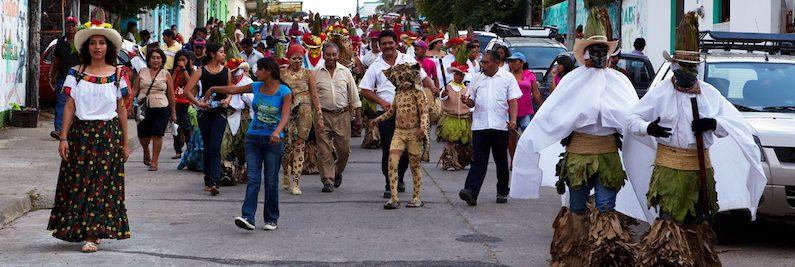 A chaque pays son carnaval: le Mexique et la Danza del Pochó de Tabasco