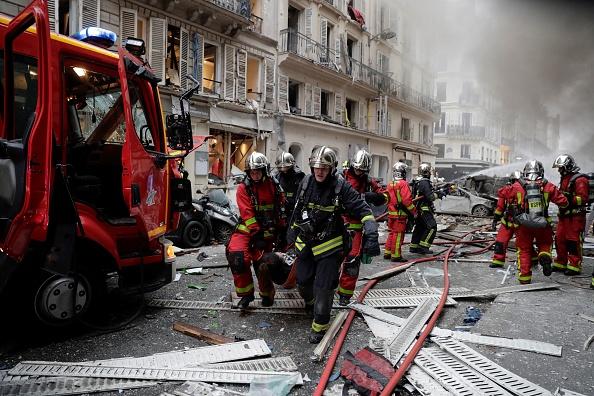 Les violences contre les pompiers de Paris ont augmenté de 60% en 2018 allant de l'insulte à l'agression physique