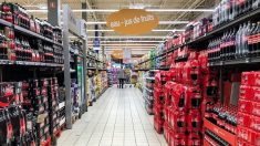Loi alimentation: les prix en grande surface ont augmenté de 3,1 % à 4,2% en 15 jours