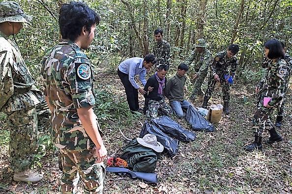 Trafic d'animaux sauvages: les gardes-forestiers thaïlandais en quête d'une meilleure formation