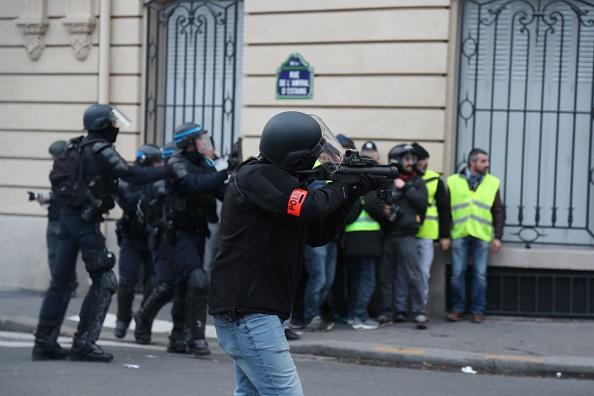 Le Parlement européen condamne l'usage des LBD par la police