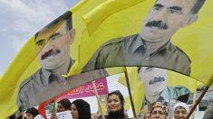 Syrie: manifestation dans les territoires kurdes en solidarité avec Öcalan