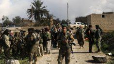 Syrie: les forces arabo-kurdes
