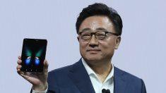 Samsung sort le premier smartphone à écran pliable au monde!