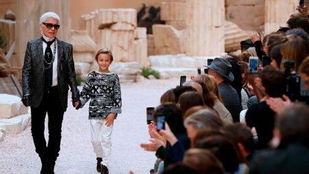 Karl Lagerfeld, l'art de la réinvention