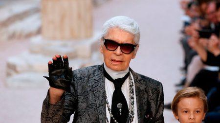 Flash: Karl Lagerfeld, maître de la haute-couture et photographe hors pair est décédé à l'âge de 85 ans
