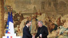 Le représentant du pape en France visé par une enquête pour «agressions sexuelles»