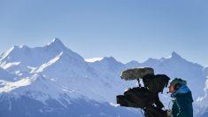 Avalanche dans les Alpes suisses : un mort, trois blessés, arrêt des recherches