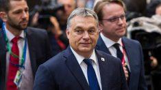 Pour Viktor Orban, «la nouvelle citadelle de l'Internationale s'appelle Bruxelles et son outil est l'immigration»