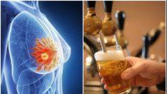 Il existe un sérieux lien entre l'alcool et le cancer du sein, mais les femmes n'y prêtent pas attention