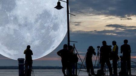 Préparez-vous ce soir à la plus GRANDE et BRILLANTE «Super Lune» de 2019