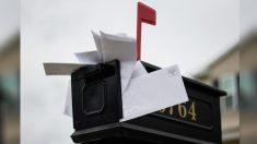 Une femme coincée dans sa baignoire pendant 5 jours est sauvée après que la postière remarqué vu sa boîte aux lettres déborder