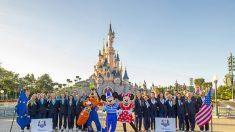 [IMAGES] - Mouvement de foule à Disneyland Paris après une fausse alerte : 4 blessés légers