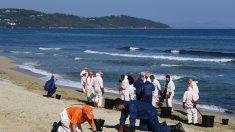 Naufrage du Grande America: soupçons sur des traces d'hydrocarbures en Gironde