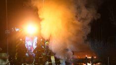Grenoble: incendies à répétition dans une pépinière d'entreprises