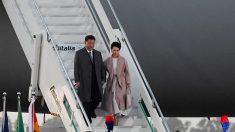 Le président chinois à Rome pour promouvoir les