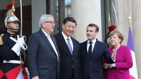 La politique chinoise appelle une «réponse coordonnée» de l'UE (sinologue)