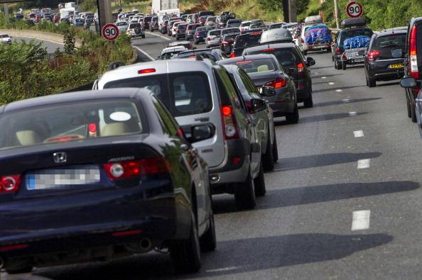 Paris Acte 2 pour les forains: samedi, périphérique bloqué