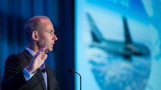 Le PDG de Boeing tente de rassurer ses clients et leurs passagers