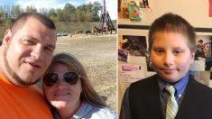 Un père s'évanouit dans la cour, son fils de 9 ans réagit rapidement et lui fait un massage cardiaque pour lui sauver la vie