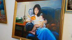 L'exposition l'Art de Zhen Shan Ren dans la capitale ukrainienne