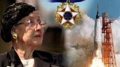 La NASA honore une centenaire qui a contribué au vol habité et à l'alunissage, en donnant son nom à l'une de leurs installations