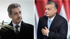 À Budapest, Sarkozy prend la défense d'Orban: