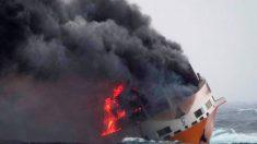 37 Porsche flambant neuves parmi les 2000 voitures au fond de l'océan après le naufrage d'America Grande