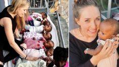 Une étudiante en médecine ouvre un hôpital au Kenya pour s'occuper des orphelins et des enfants vulnérables