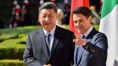L'Italie s'associe à l'initiative chinoise «Une ceinture, une route» en dépit des inquiétudes
