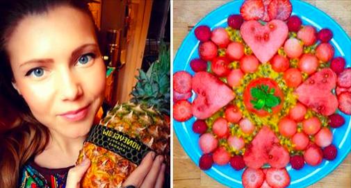 Une mère atteinte d'une maladie rénale mortelle étonne les médecins avec un régime à base de fruits