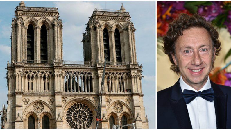 Dons pour Notre-Dame – Stéphane Bern vent debout contre les critiques: «Opposer les vieilles pierres aux hommes, c'est ridicule!»